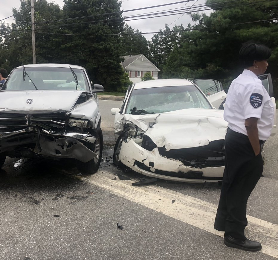 Concord Rd Accident