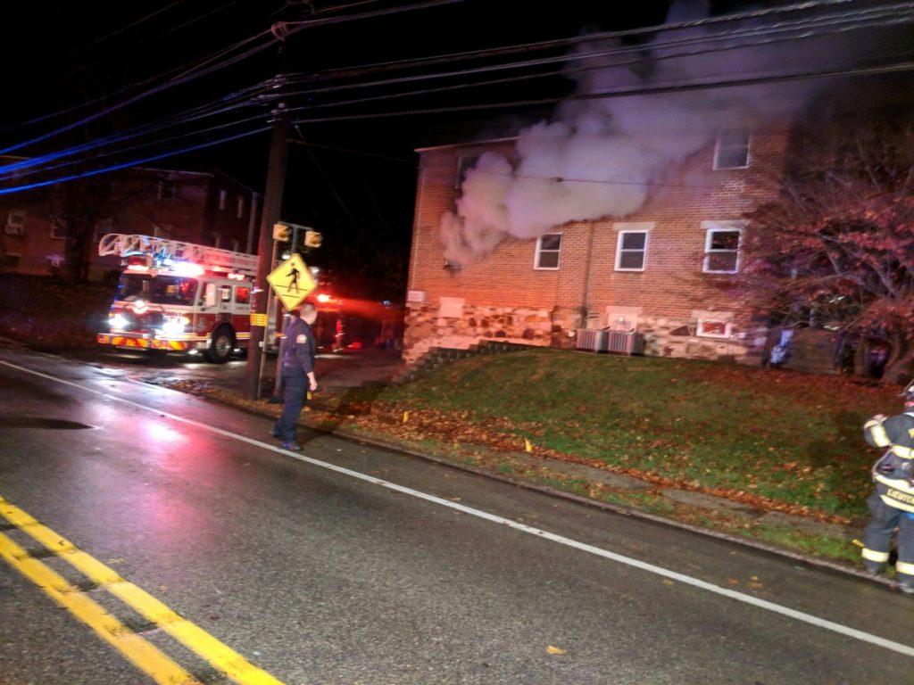 House Fire Media